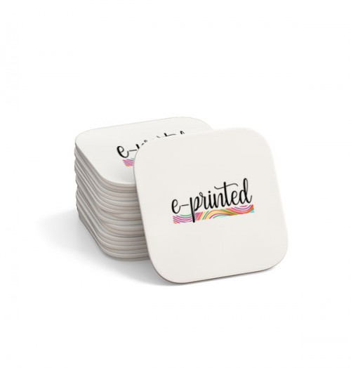 Custom Printed Coasters - Wholesale Custom Paper Coasters