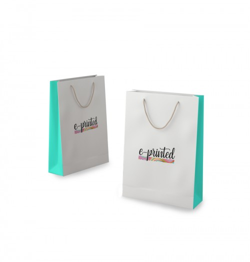 Custom Printed Cardboard Bags Wholesale