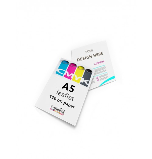 A5 Flyers And Leaflets Printed Quality
